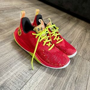 🏀 Under Armour aratomix basketball shoes